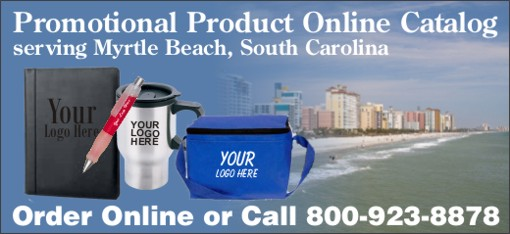 Promotional Products Myrtle Beach, South Carolina